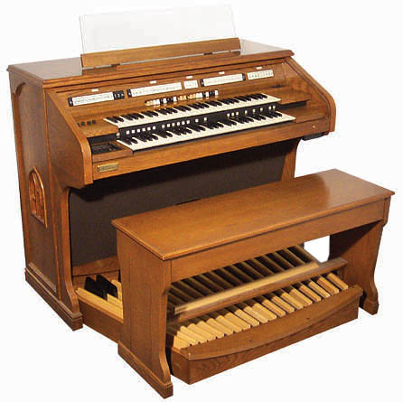 The Hammond 935 Organ